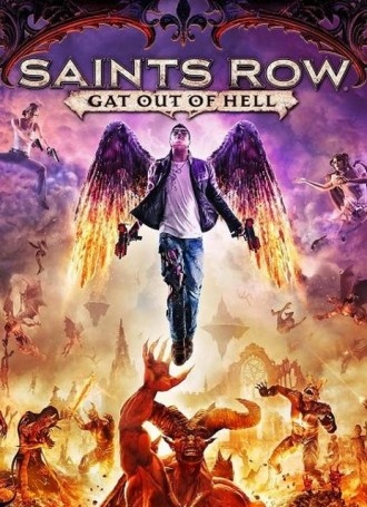 Saints Row Gat out of Hell – GOG | +Devil's Workshop Pack DLC