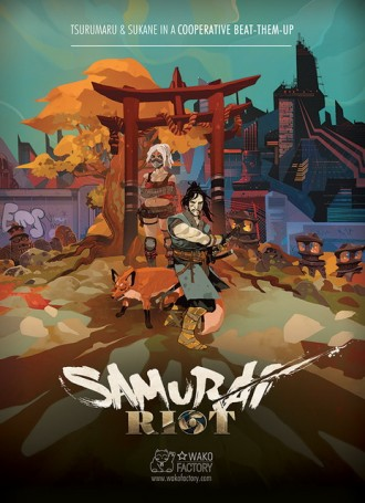Samurai Riot – RELOADED