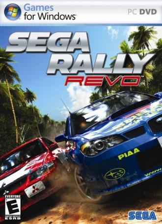 Sega Rally Revo – RELOADED