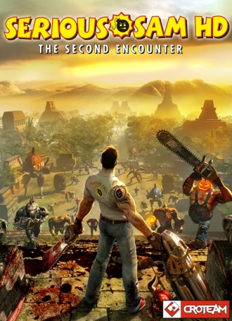 Serious Sam HD: The Second Encounter – PLAZA