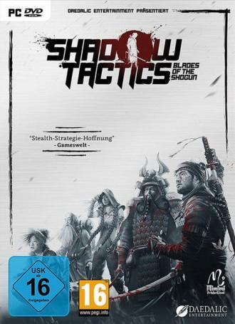Shadow Tactics: Blades of the Shogun – GOG | +Update 2.2.0.5