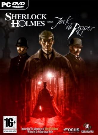 Sherlock Holmes vs. Jack the Ripper – PROPHET