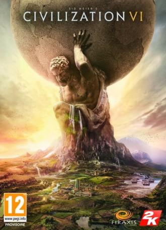 Sid Meier's Civilization VI : Digital Deluxe -PROPER- RELOADED   +DLC +Update 1