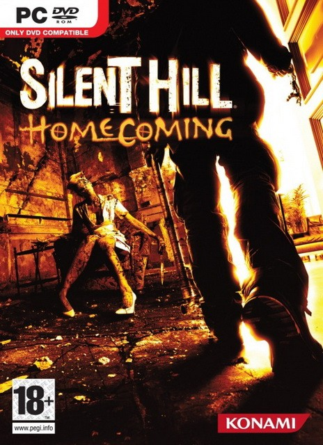 Silent hill homecoming ps3 games torrents.