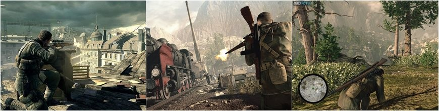 Sniper Elite 4 pc CPY cracked complete full free DLC