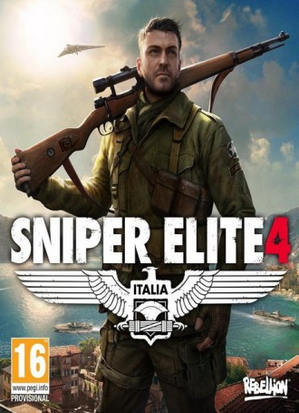 Sniper Elite 4 : Deluxe Edition v1.5.0 – STEAMPUNKS