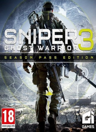 Sniper Ghost Warrior 3 – CPY | +Update v1.08