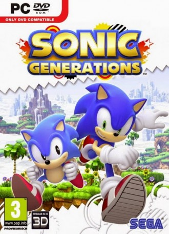Sonic Generations – FLT