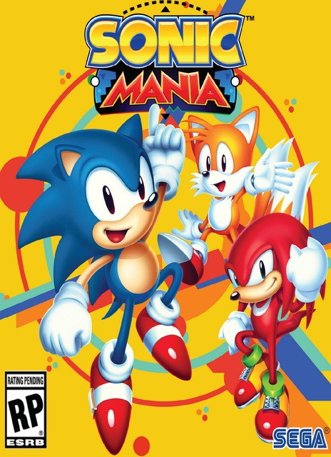 Sonic Mania pc complete cracked free download