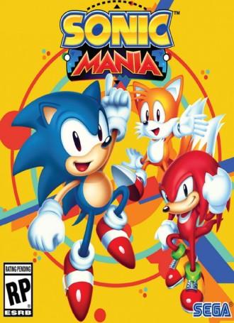 Sonic Mania – CPY | +Update v1.03.0831
