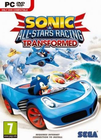 Sonic & Sega All-Stars Racing Transformed – RELOADED