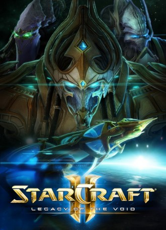 Starcraft II: Legacy of the Void – RELOADED