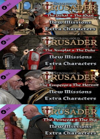 Stronghold Crusader 2 The Jackal and The Khan – SKIDROW