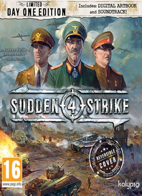Sudden Strike 4 pc full game complete full game uptobox turbobit