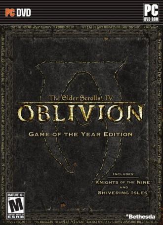 The Elder Scrolls IV: Oblivion Game of the Year Edition – GOG
