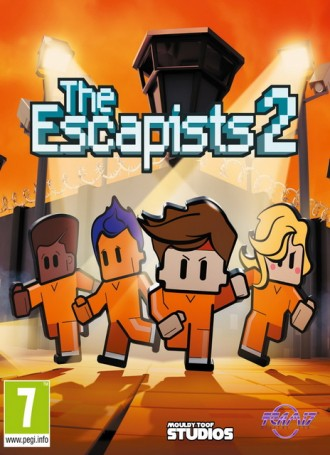 The Escapists 2 : Dungeons and Duct Tape – PLAZA | +Update v1.1.8