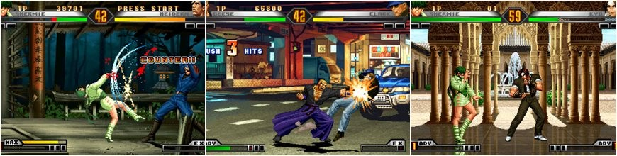 free download game king of fighter 98 for pc