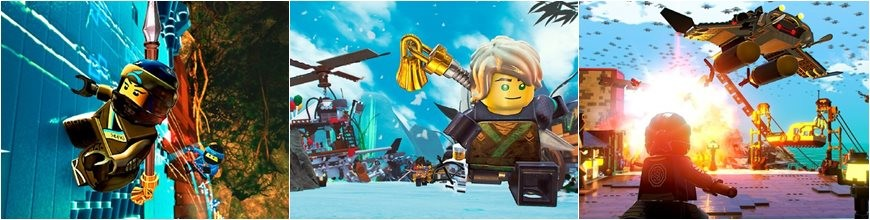 The LEGO NINJAGO Movie Video Game uptobox uploaded torrent