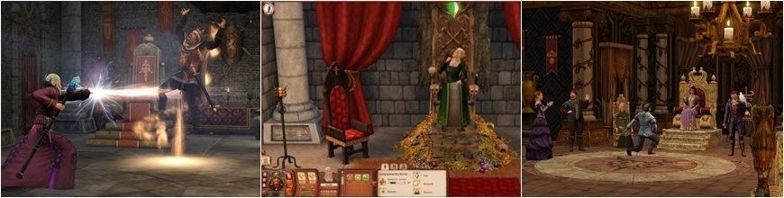 download sims 3 medieval for free pc
