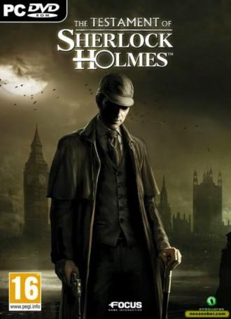 The Testament of Sherlock Holmes – PROPHET