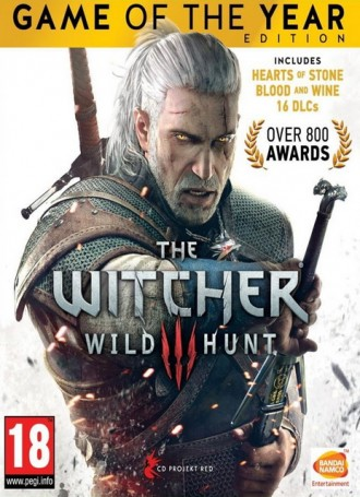 The Witcher 3: Wild Hunt – Game of the Year Edition – GOG | +Language Packs