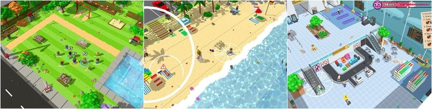 Think of the Children game torrent free download