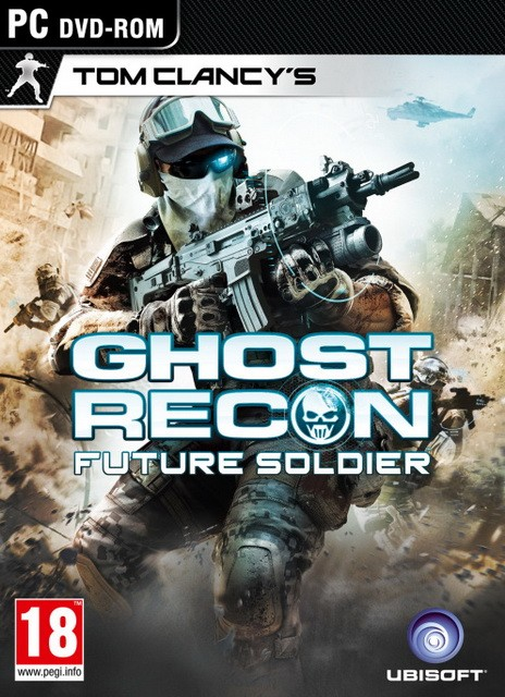 Tom Clancys Ghost Recon Future Soldier PC skidrow