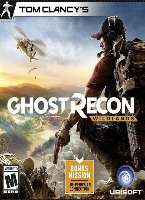Tom Clancy's Ghost Recon Wildlands - Gold Edition torrent crack cpy mega uploaded rapidgator