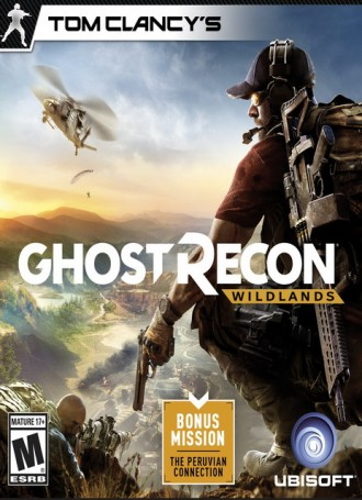Tom Clancy's Ghost Recon Wildlands – STEAMPUNKS   +PROPER Crack CPY