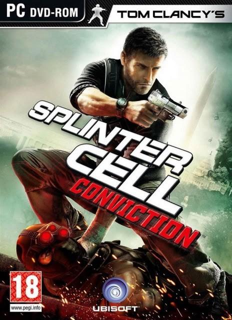 splinter cell conviction download crack