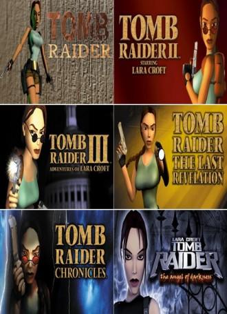Tomb Raider Collection – GOG