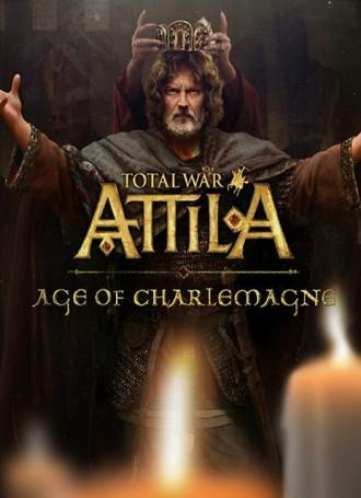Total War ATTILA : Age of Charlemagne – PLAZA