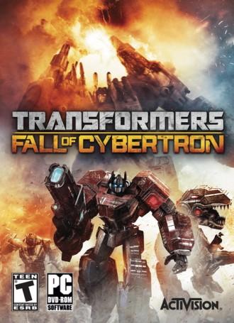Transformers : Fall of Cybertron – SKIDROW