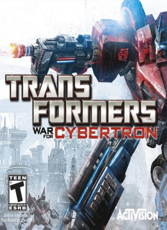 Transformers: War for Cybertron – PROPHET