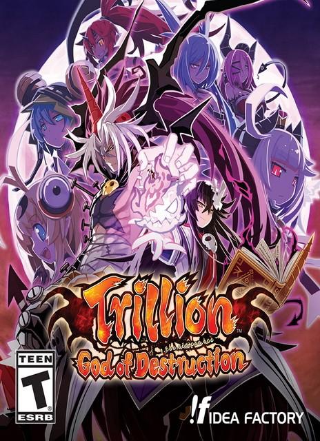 Trillion: God of Destruction - Deluxe Pack torrent uploaded meganz uuptobox