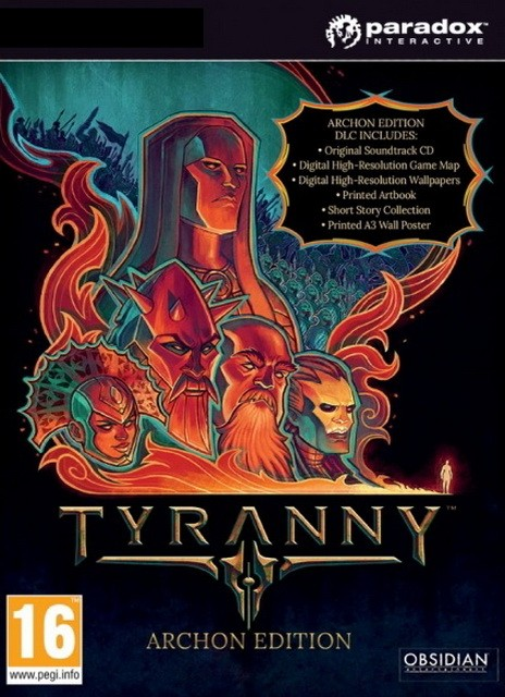 Tyrany Overlord Edition GOG torrent uploaded mega 1fichier
