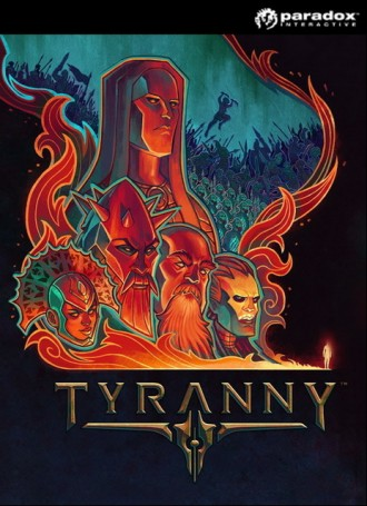 Tyranny : Bastards Wound *RePack* – RELOADED