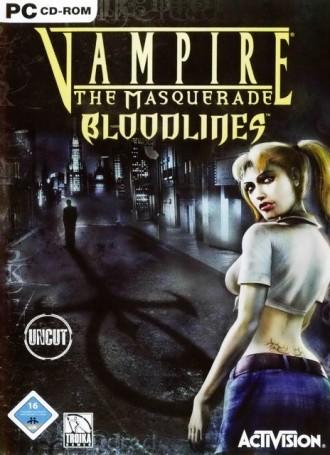 Vampire: The Masquerade – Bloodlines – GOG