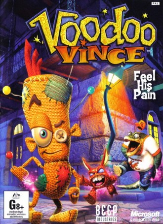 Voodoo Vince Remastered – RELOADED | +Update v1.11.17.0