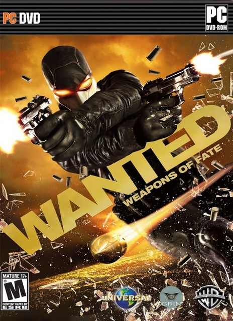 Wanted 2009 video game PC cracked free download