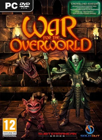War for the Overworld : The Under Games – CODEX