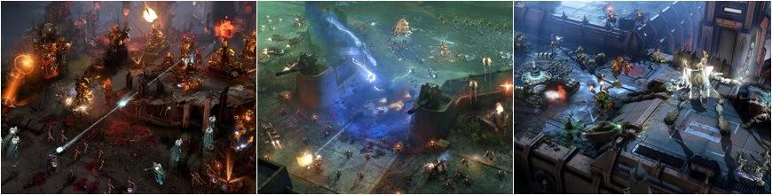 Warhammer 40k Dawn of War 3 crack baldman cpy voksi download free