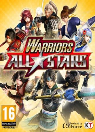 WARRIORS ALL-STARS – CODEX | +DLC Pack