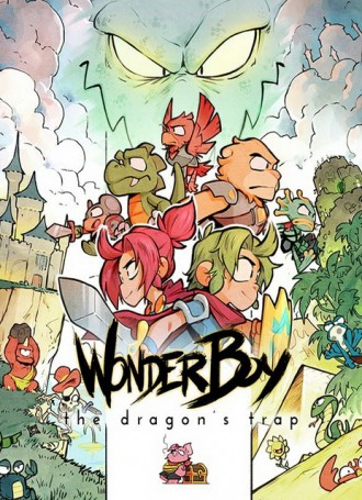 Wonder Boy: The Dragon's Trap – GOG | +Update v1.03f