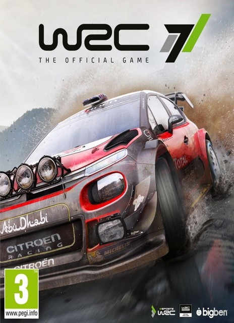 WRC 7 FIA World Rally Championship torrent uploaded uptobox meganz