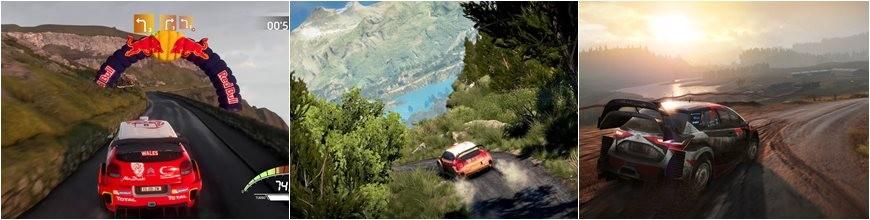 WRC 7 FIA World Rally Championship PC 2017 cracked cpy full free