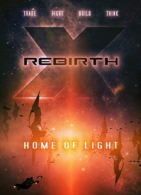 X Rebirth: Home of Light codex crack skidrow reloaded