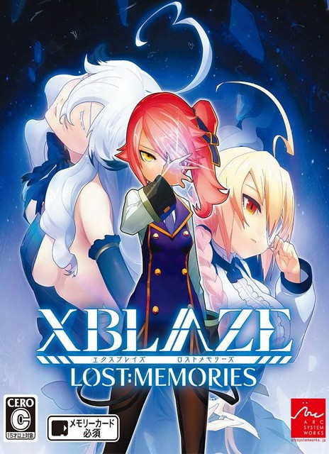 XBlaze Lost Memories PC game full torrent uploaded uptobox meganz