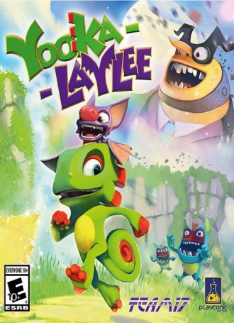 Yooka-Laylee : Digital Deluxe Edition – GOG | +Update 1.08