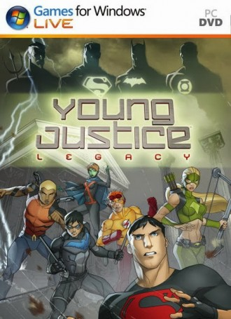 Young Justice Legacy – RELOADED